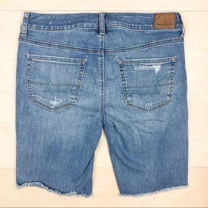 American Eagle Outfitters Shorts - NEW American Eagle Skinny Bermuda Denim Shorts